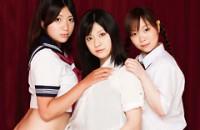 美少女排泄3姉妹