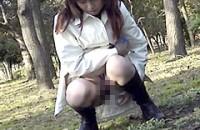 公然猥褻 野外強制放尿3
