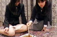 検便 ユミとマリナの羞恥心