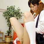 加奈子のおしっこ噴射
