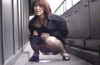 公然猥褻 野外強制放尿