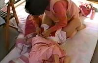 ベビーメイト ビデオ版 OL由美子のおむつ教育